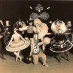 Bauhaus, Das Triadisches Ballet (7)