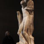 Michelangelo, La Pièta Rondanini (2)