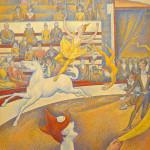 Seurat, circus (3)