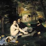 Édouard Manet, le Déjeuner sur l'herbe (1863)