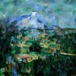 Cézanne, Mont Sainte-Victoire (1904-1906)