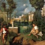 Giorgione, Het onweer ca. 1505