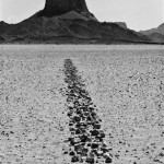 Richard Long, Sahara line (14)