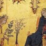 Simone Martini, Annunciazione (1333) (5)